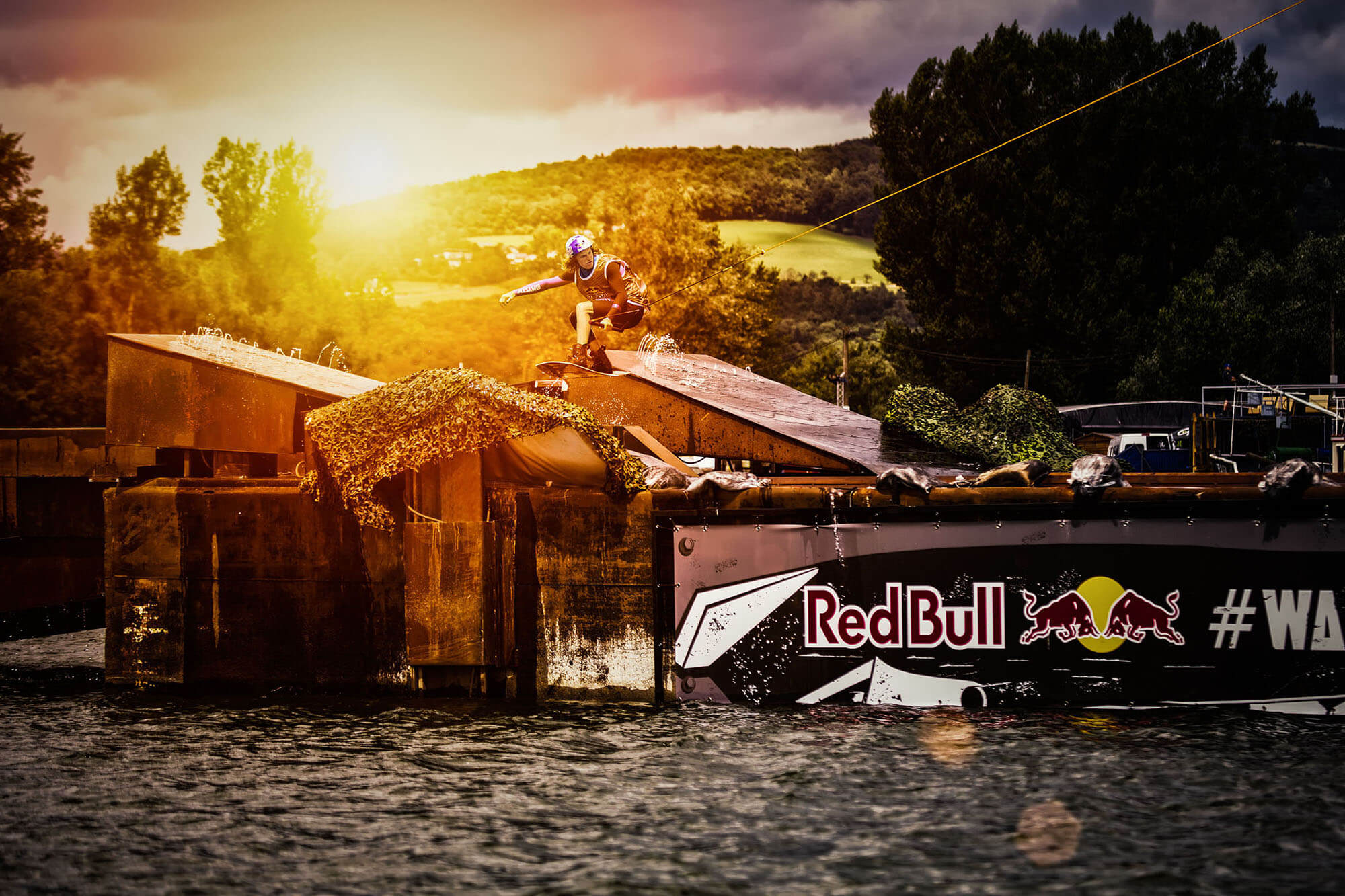 wakeboard wakeboarding redbull red bull wake of steel linz action sports photography sportfotografie flap photography fotograf philipp greindl photographer