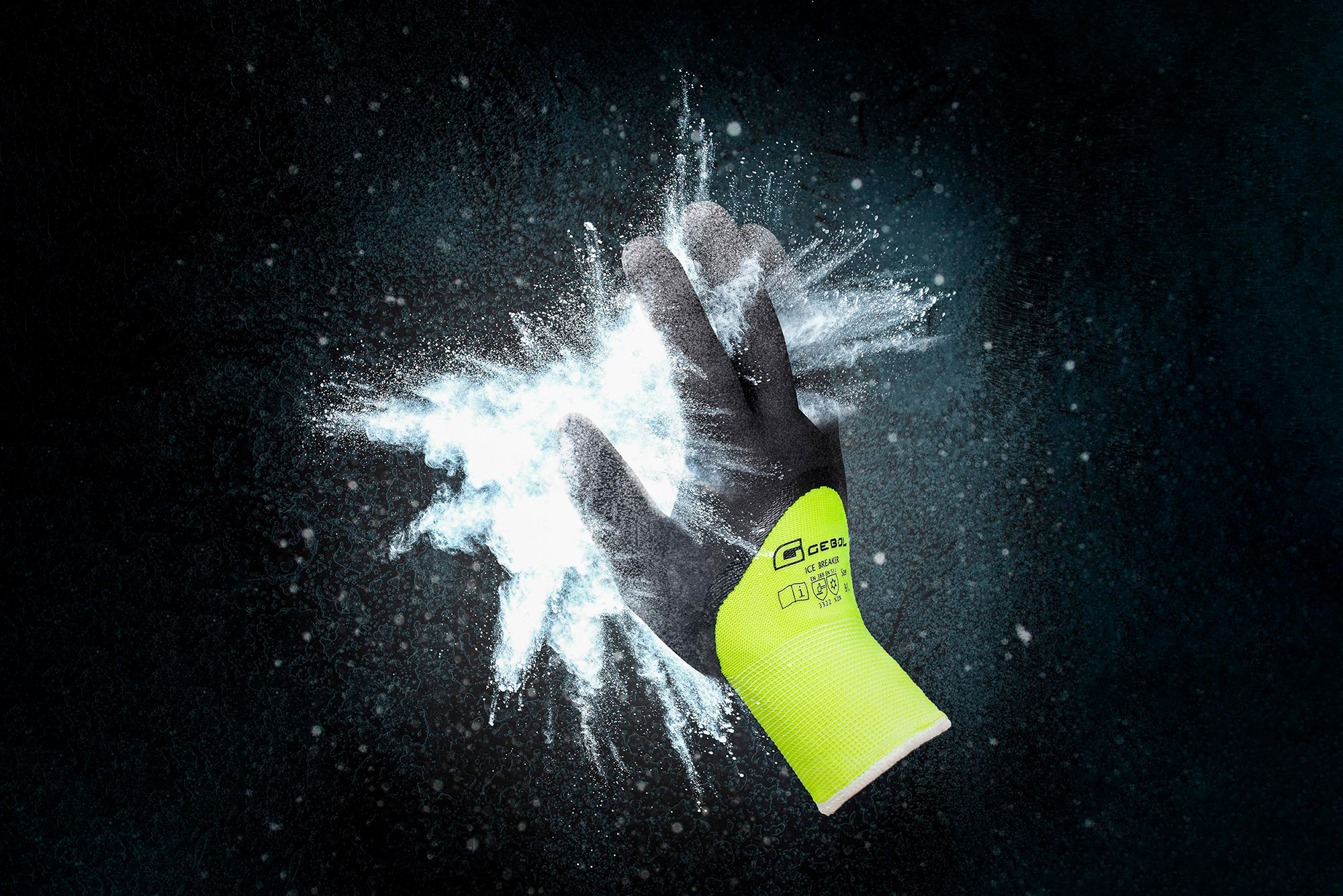 work glove product photography produktfotografie flap photography philipp greindl